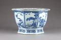 Kinesisk kruka från 1700-talet - Hallwylska museet - 95999.tif