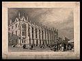 King Edward VI's grammar school, Birmingham. Stipple engravi Wellcome V0012233.jpg