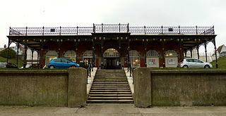 Kings Hall, Herne Bay Concert hall in Herne Bay, Kent, England