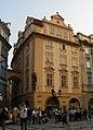 Klášter servitů (Staré Město), Praha 1, Staroměstské nám. 27, Staré Město - druhá část.JPG