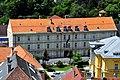 Klagenfurt Innere Stadt Ursulinengasse 3 Ursulinengymnasium 14072009 2956.jpg