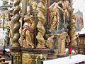 Kloster Neuzelle-Kirchenschiff Säulendetail.JPG