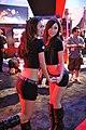Koei Tecmo promotional models, E3 20120605.jpg
