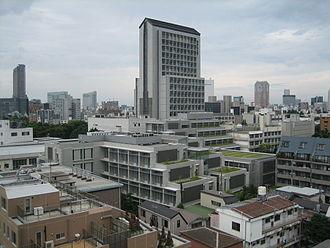 Kokugakuin University - Higashi, Shibuya campus
