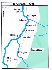 Kolkata Map 1690.jpg
