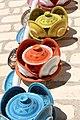 Kolorowe wyroby ceramiczne w Tunezji.jpg