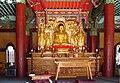 Korea-Gangwon-Woljeongsa Buddha 1735-07.JPG
