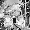 korenmolen de haas, molenaarshuis in restauratie - benthuizen - 20030907 - rce