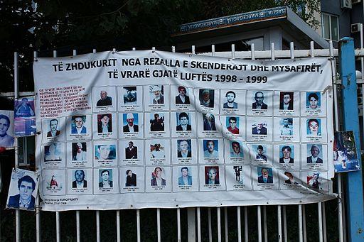 Kosovo War Memorial, Pristina