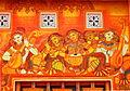 Kottayam Mural City Near Gandhi Statue, Thirunakara Maidanam.JPG