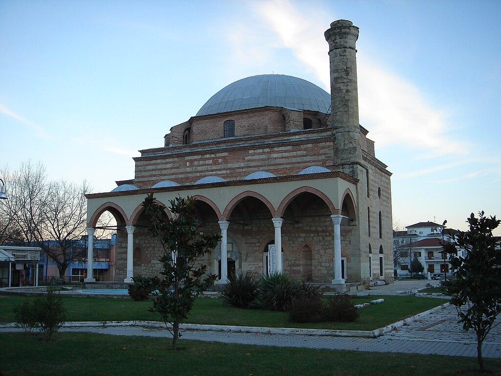 Mosques Wikipedia: File:Koursoum Mosque, Trikala.jpg