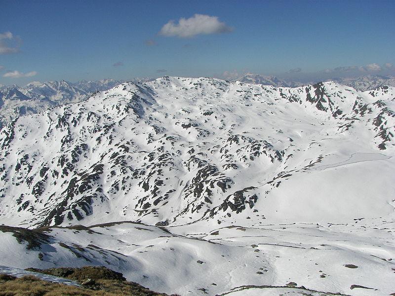 23.2 Alpy Kitzbühelskie