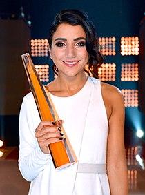 Kristallen-vinnaren Gina Dirawi.jpg