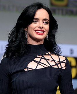 Krysten Ritter American actress, musician, author, and model.