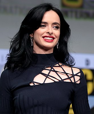 Krysten Ritter - Ritter at Comic Con in 2017