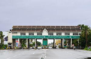 Kumbalam, Ernakulam - Kumbalam toll plaza