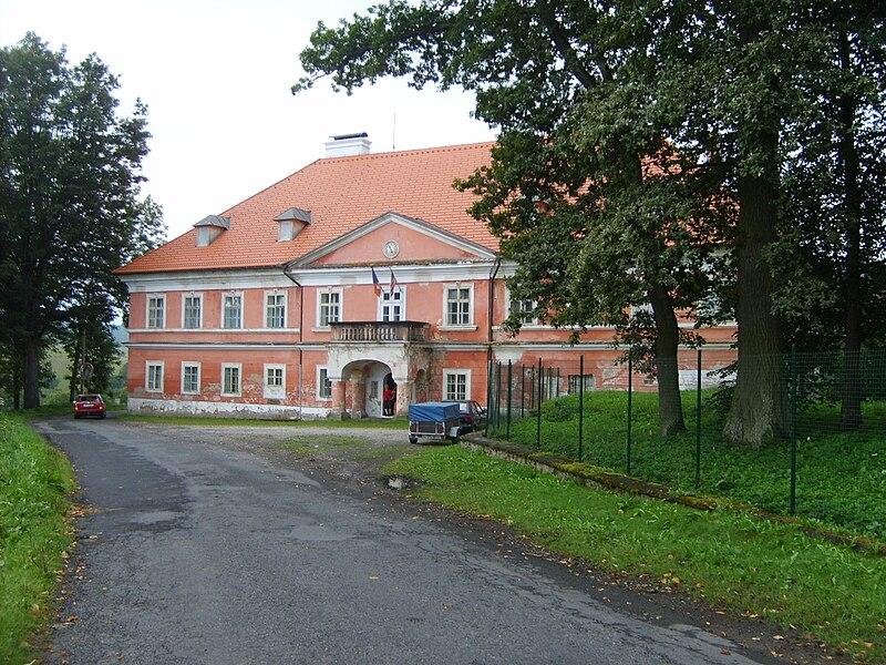 zámek Kundratice