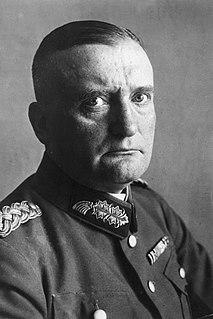 Kurt von Hammerstein-Equord German general