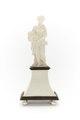 Kvinna personifierande våren skulpterad i elfenben - Skoklosters slott - 92184.tif