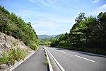 Kyoto Prefectural Road Route 62 Ujikoya line Minami-bypass in Minami, Ujitawara, Kyoto June 24, 2018 14.jpg