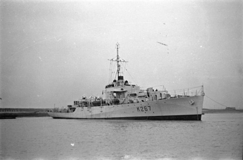 L'Escarmouche 1944 IWM FL 4094