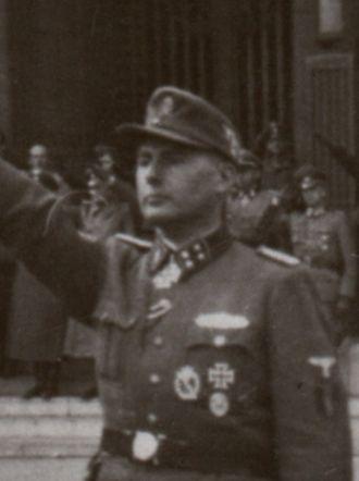 Léon Degrelle - Image: Léon Degrelle