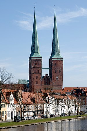 Bishopric of Lübeck - Lübeck Cathedral.
