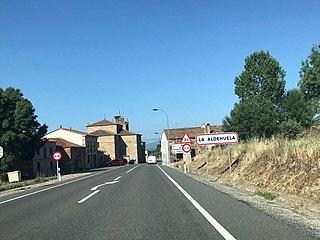 La Aldehuela Municipality in Castile and León, Spain