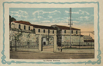Castillo de la Real Fuerza - La Fuerza Fortress (circa 1921-1939)