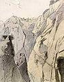 Ladislav Benesch - Severna stena Velike doline z Betanijo.jpg
