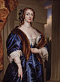 Lady Margaret Feilding, Duchess of Hamilton by Henry Pierce Bone after Anthony van Dyck.jpg