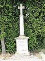 Laffaux (Aisne) croix, monument 1917.JPG