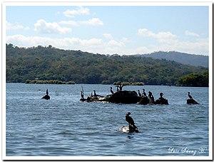 Lake Nicaragua - Image: Lago Cocibolca