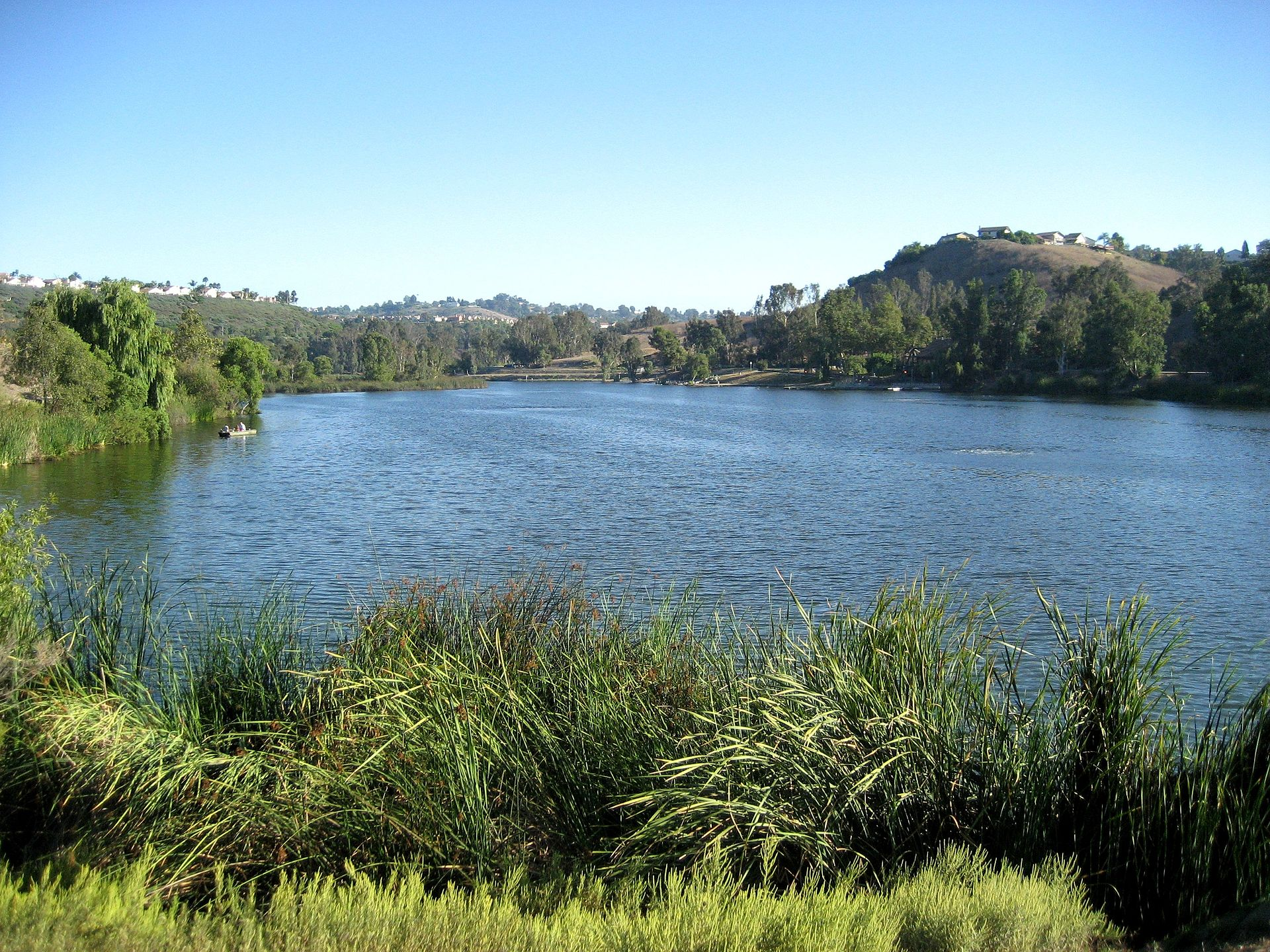 Laguna Niguel Lake - Wikipedia  Laguna Niguel L...