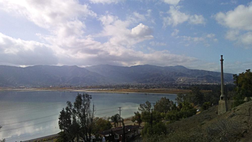 The population density of Lake Elsinore in California is 460.63 people per square kilometer (1192.93 / sq mi)