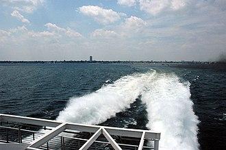 HSC Lake Express - Image: Lake express