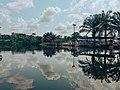 Lake parcour vita douala Cameroon.jpg