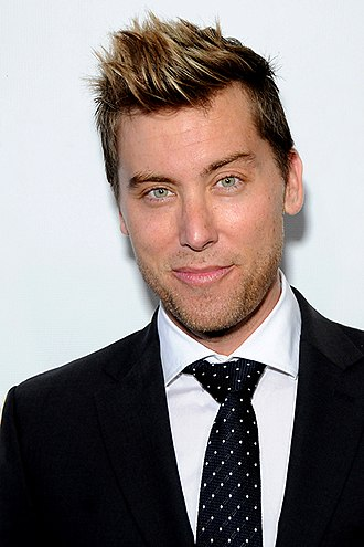 Lance Bass - Bass in Beverly Hills, California on March 16, 2014