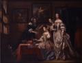 Lancelot Volders - Ladies and servants.png