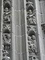 Landivisiau (29) Église Saint-Thuriau Porche sud 04.JPG