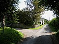 Lane past Upperfield Farm - geograph.org.uk - 991205.jpg