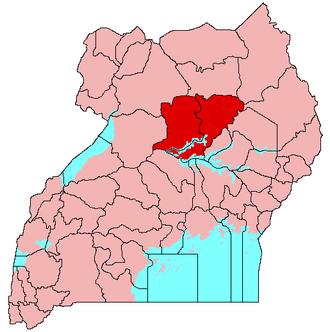 Lango people - Lango sub-region