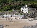 Lannacombe Beach - geograph.org.uk - 1625682.jpg
