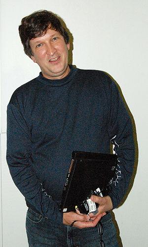 Larry McVoy - Larry McVoy