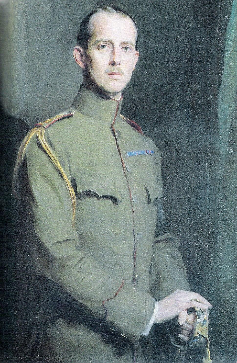 Laszlo - Prince Andrew of Greece