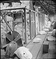 Laundry in Wartime- the work of Gleniffer Laundry, Catford, London, England, UK, 1944 D23264.jpg