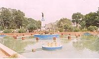 Rani Lakshmi Bai Park, Jhansi