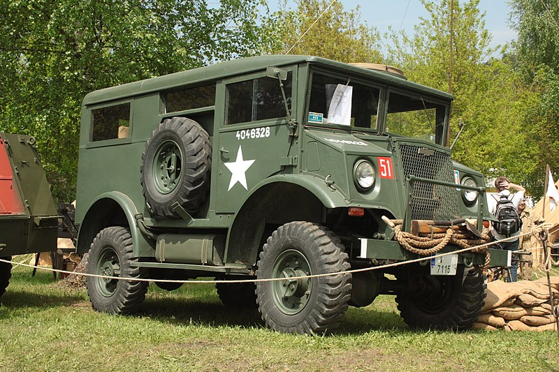 File:Lešany, vojenské muzeum, Chevrolet Canada C8A.JPG