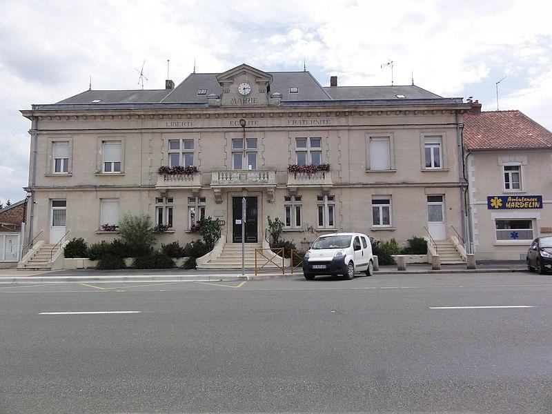 Le Catelet (Aisne) mairie