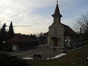 Le Mont-sur-Lausanne - Image: Le Mont sur Lausanne temple